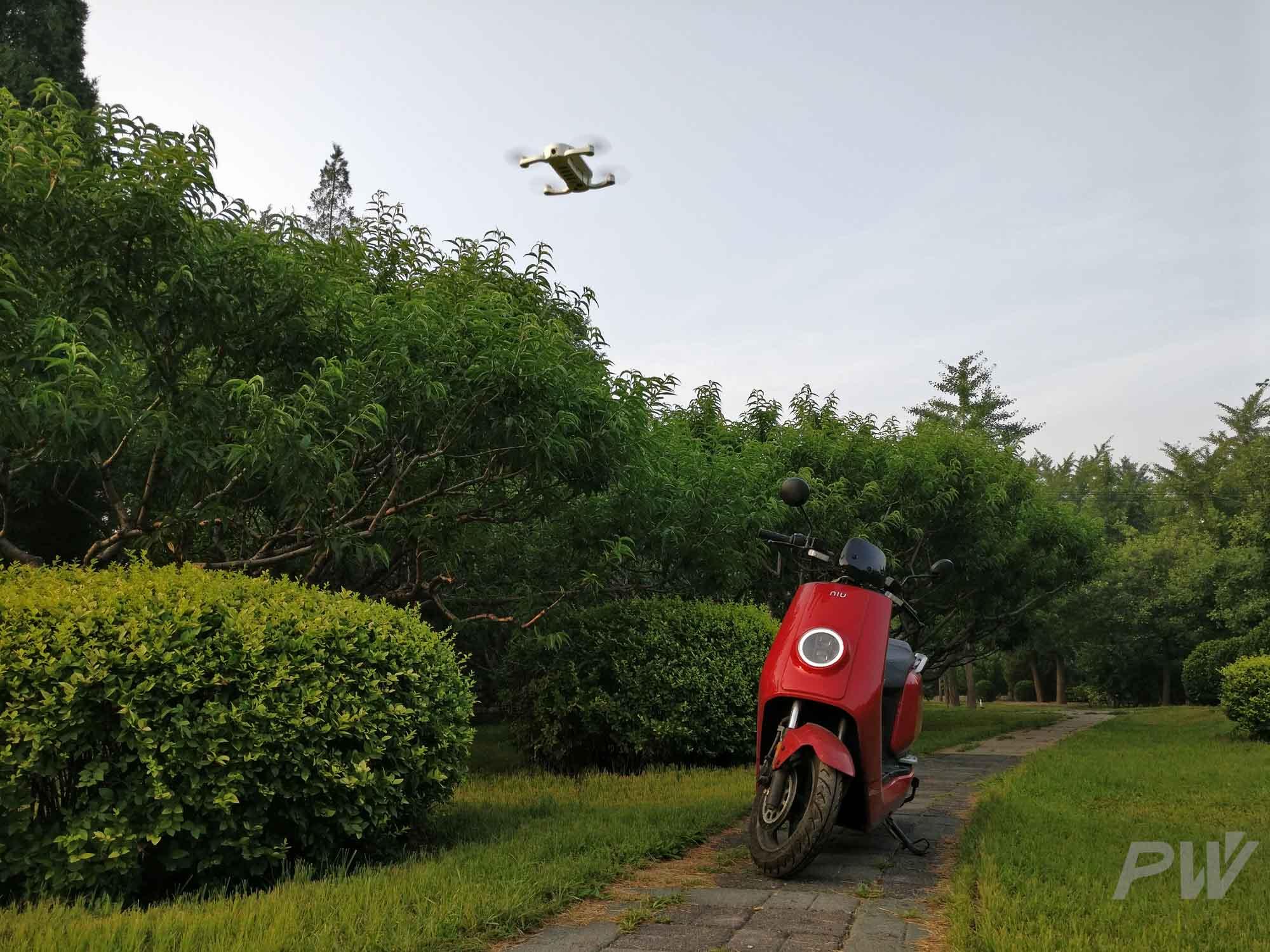 PingWest Zero Tech DOBBY drone Hao Ying 4-2 3-2