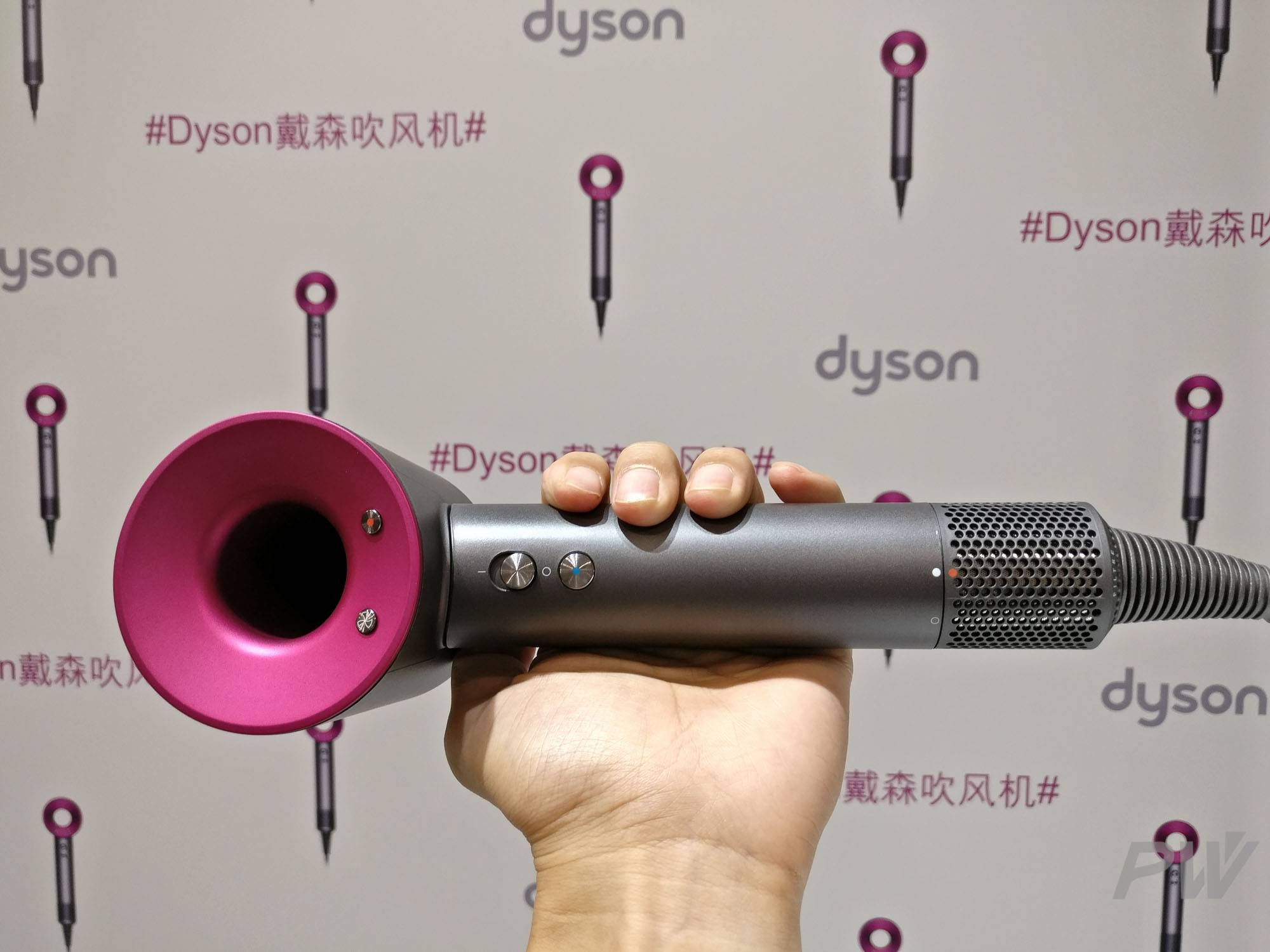 Dyson Supersonic PingWest Photo By Hao Ying 4