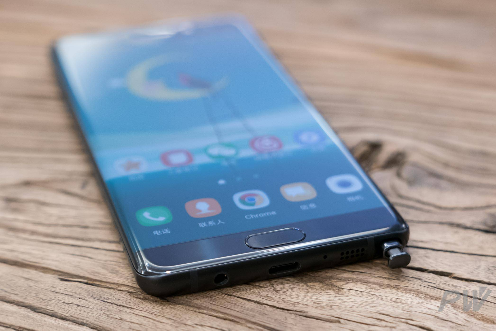 Samsung Galaxy Note 7 Feature PingWest Photo By Hao Ying-3