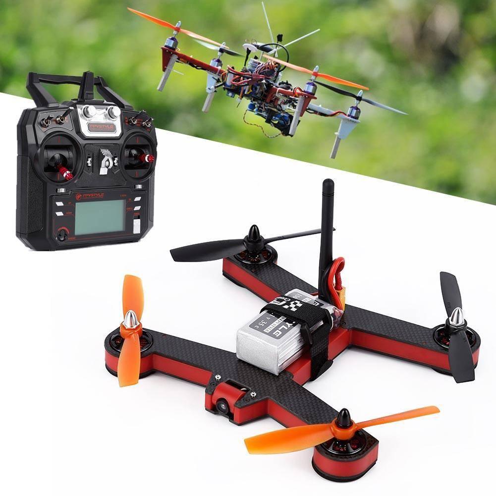 DIY 竞速无人机(上)和独角兽无人机