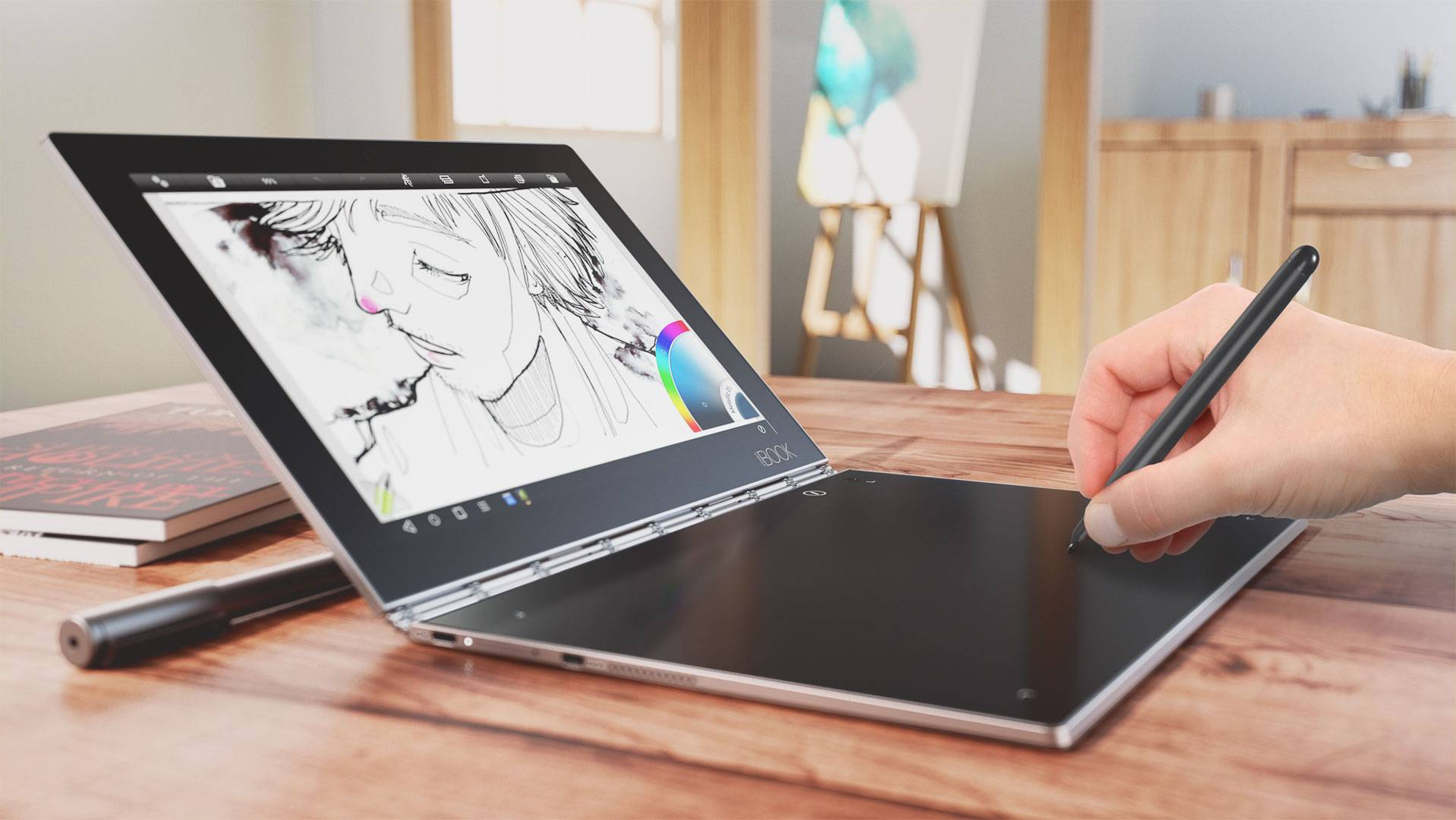 lenovo MIIX 5 Yoga 5 Pro YOGA BOOK PingWest Photo By Hao Ying-7