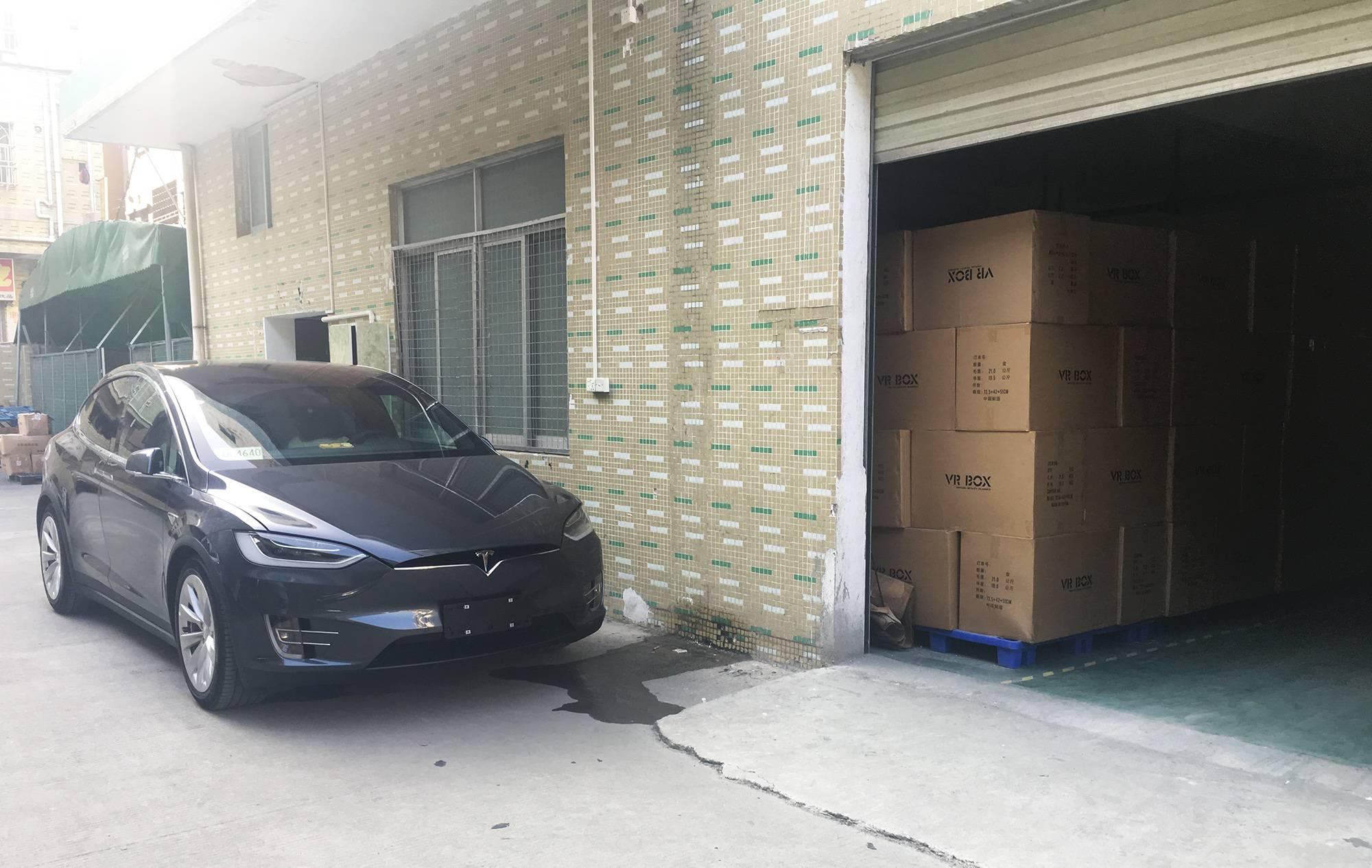 VR Box 的厂房正日夜赶工