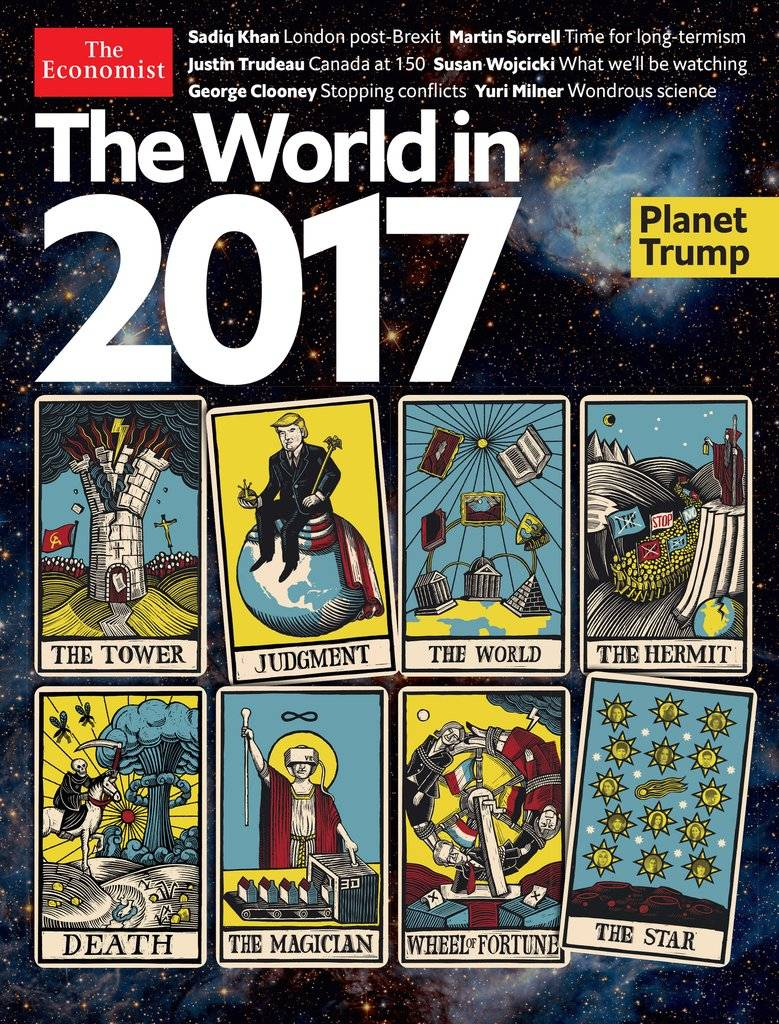 The World in 2017 - The Economist