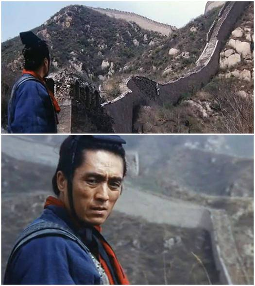 zhangyimou great wall
