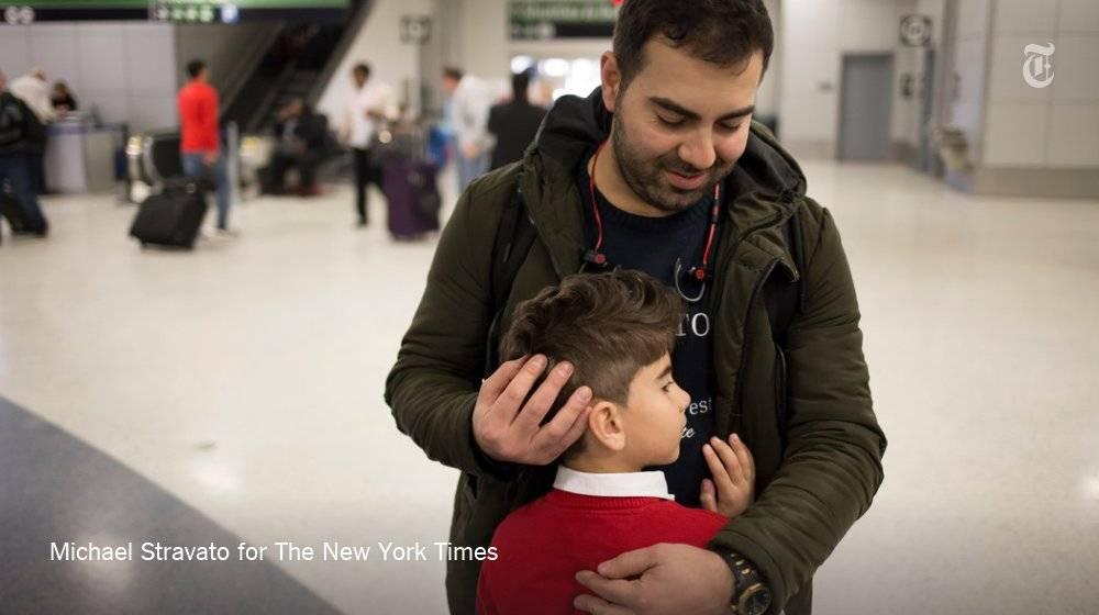 阿尔沙维和他的儿子