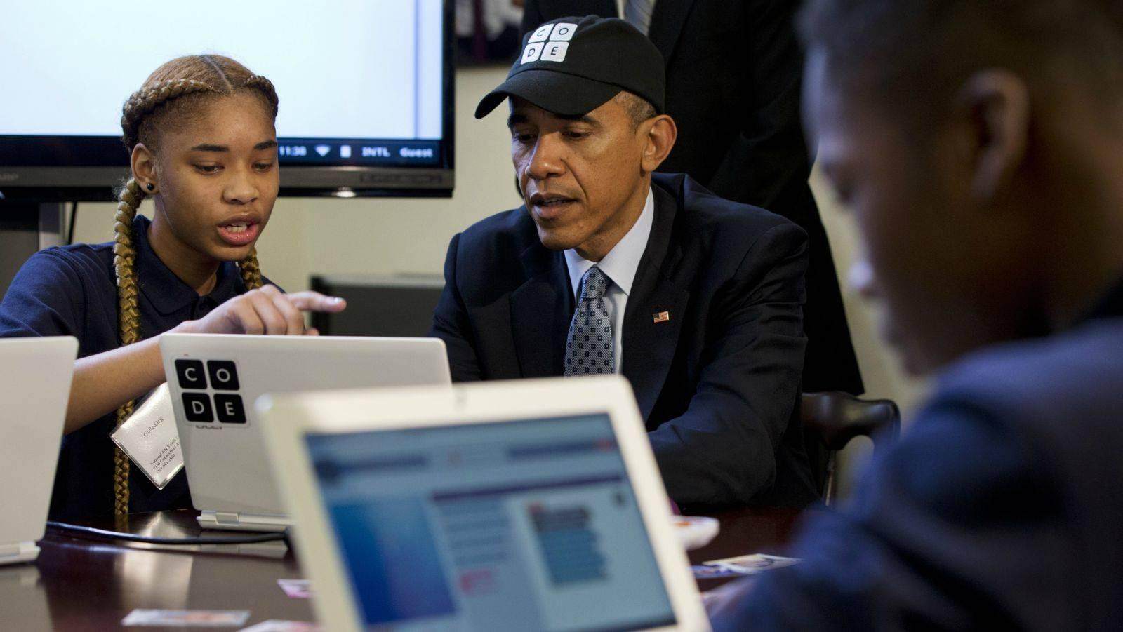 obama-coding
