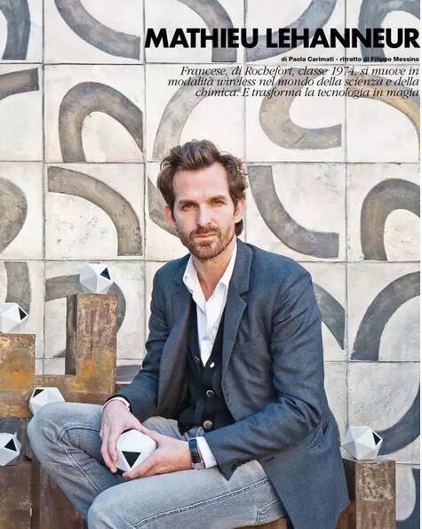 美学研究所首席设计师 Mathieu Lehanneur
