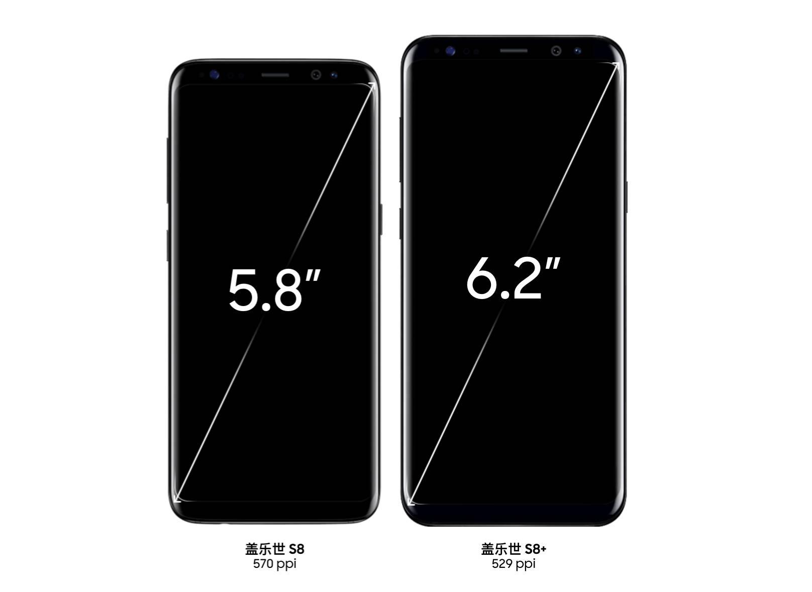 Samsung galaxy S8 PingWest Hao Ying