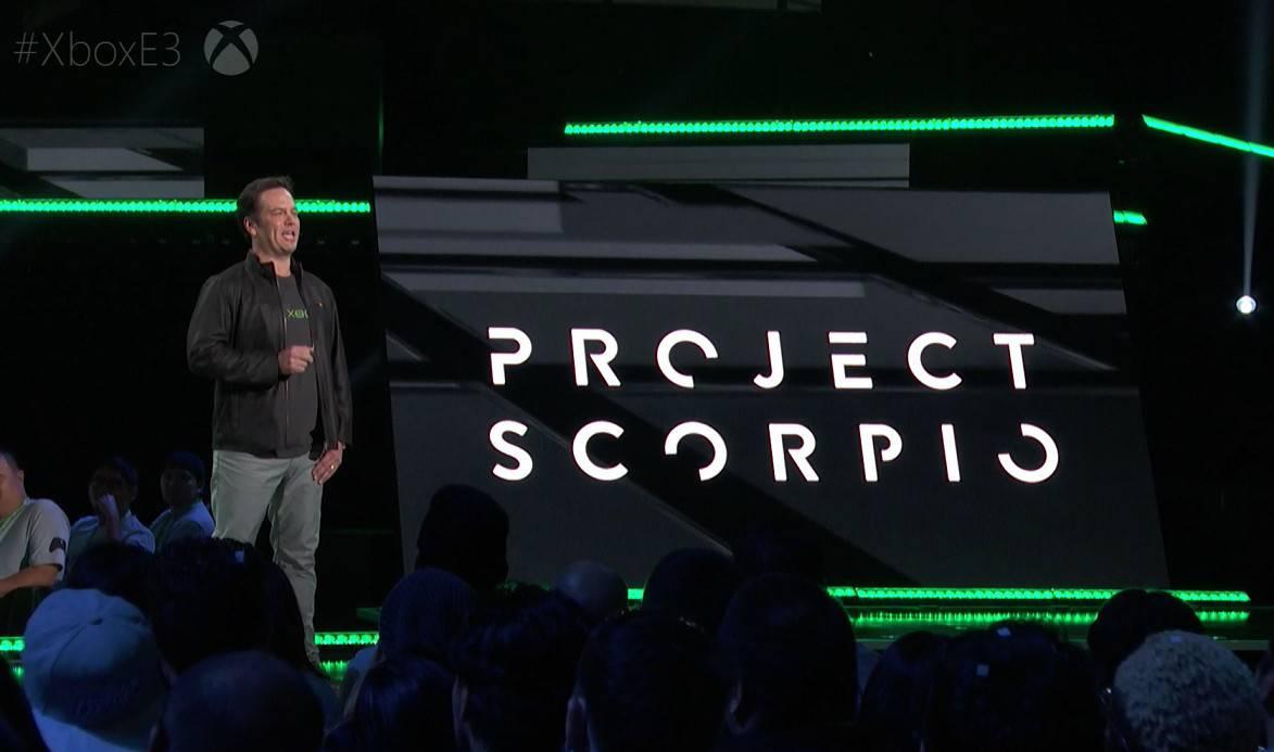 Xbox scorpio-2