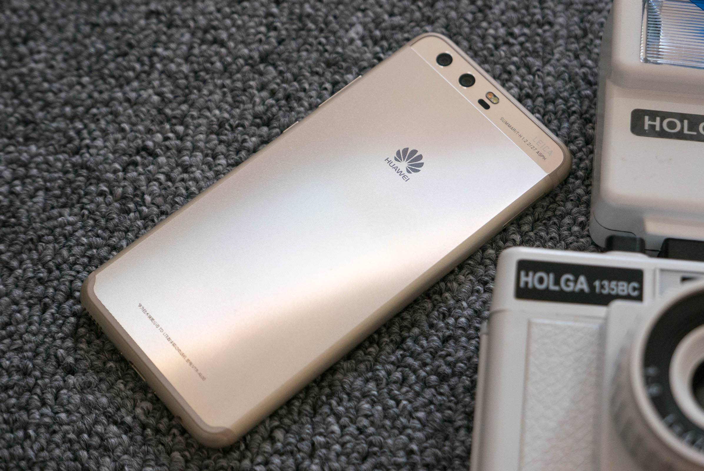 huawei P10 gold version Photo By Hao Ying-3