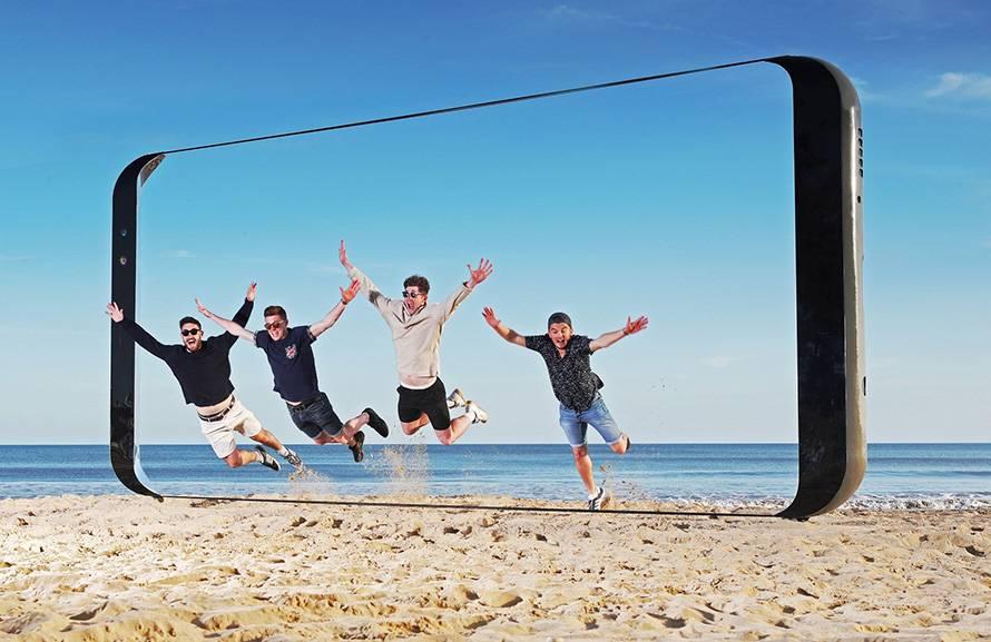 Samsung-Beach-2dskjbcsjbcdj
