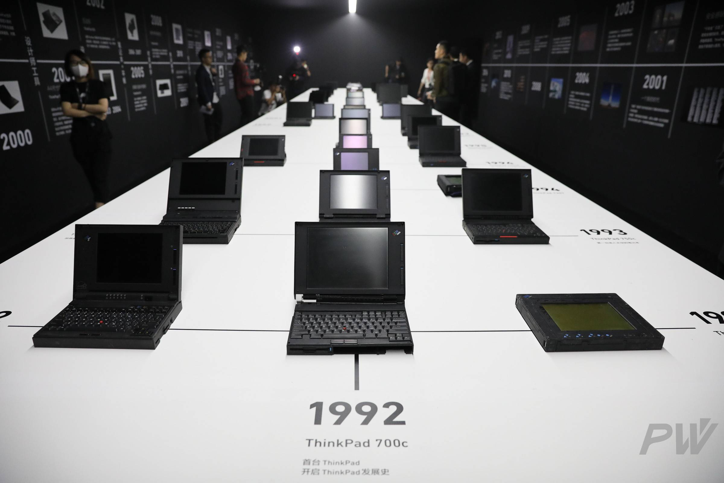 ThinkPad 25th Anniversary 2017 Photo By Hao Ying-3