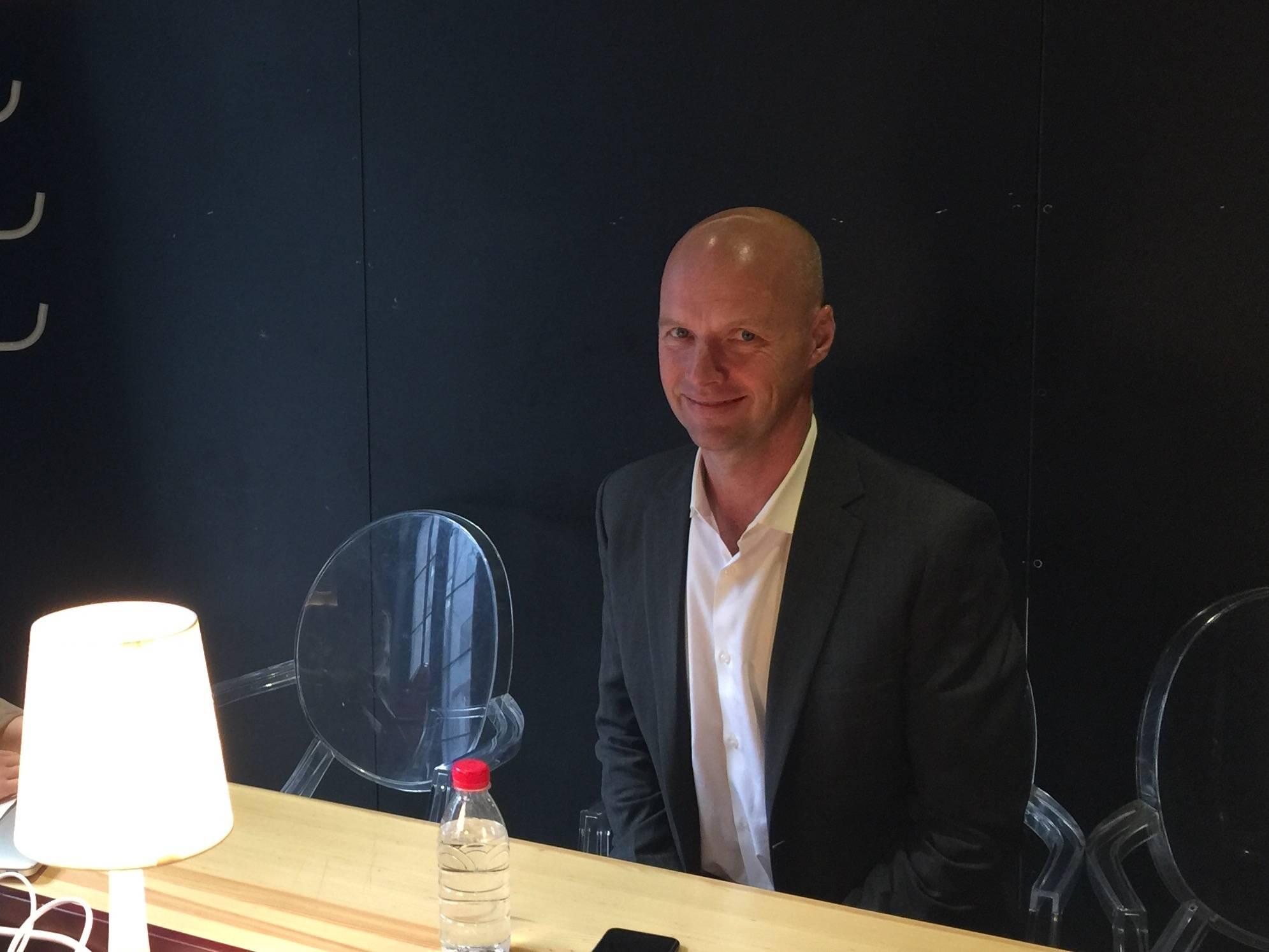 Udacity创始人Sebastian Thrun