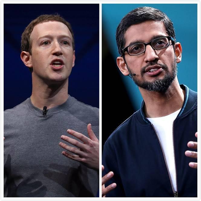 Facebook 创始人兼 CEO 马克·扎克伯格,妻子祖上是越南华裔移民;Google CEO 桑达尔·皮柴是印度移民