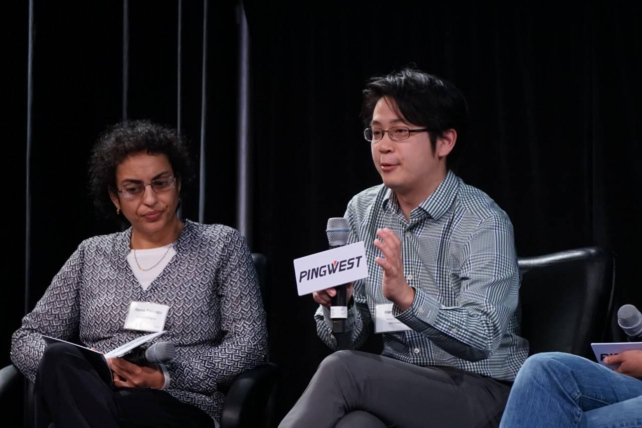 Hanlin Tang 在 SYNC 2017 上发言
