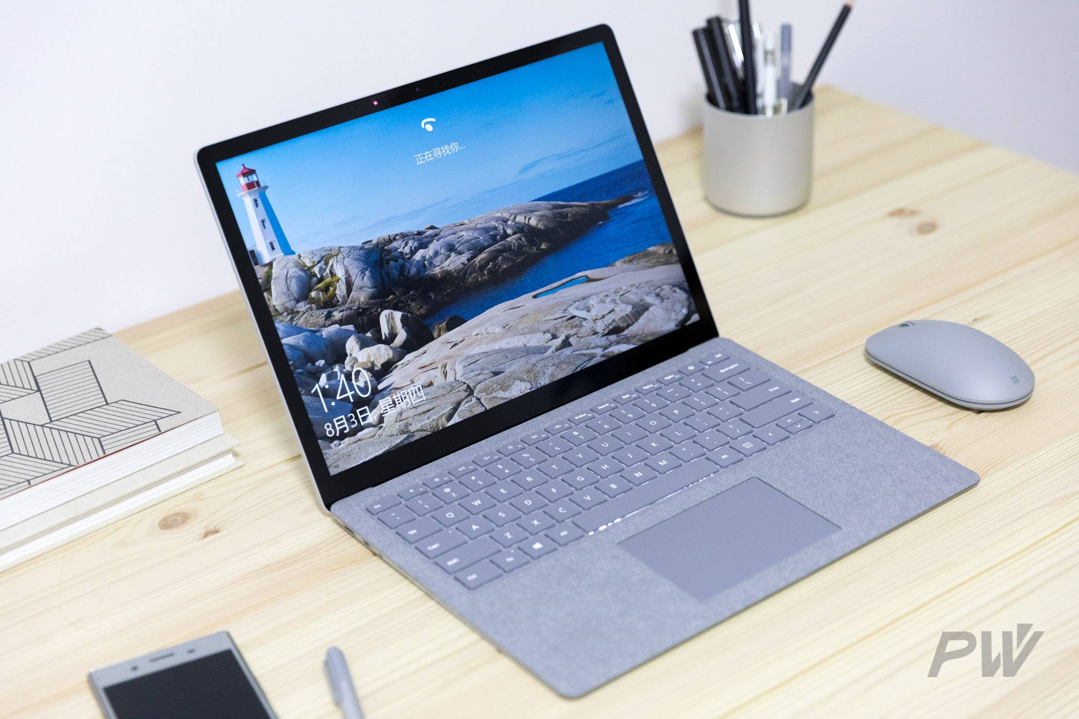 Microsoft Surface Laptop Photo By Hao Ying-5