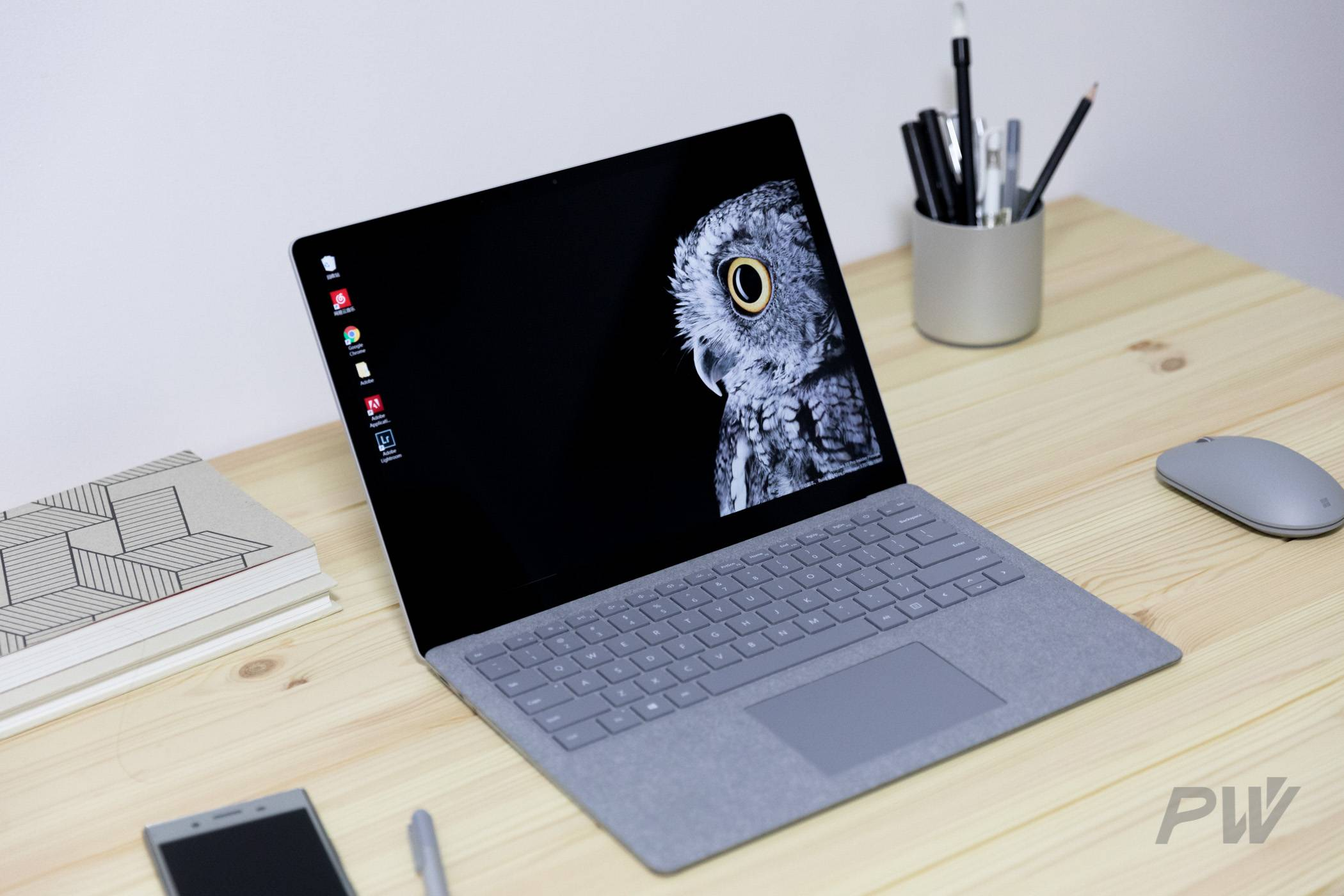Microsoft Surface Laptop Photo By Hao Ying