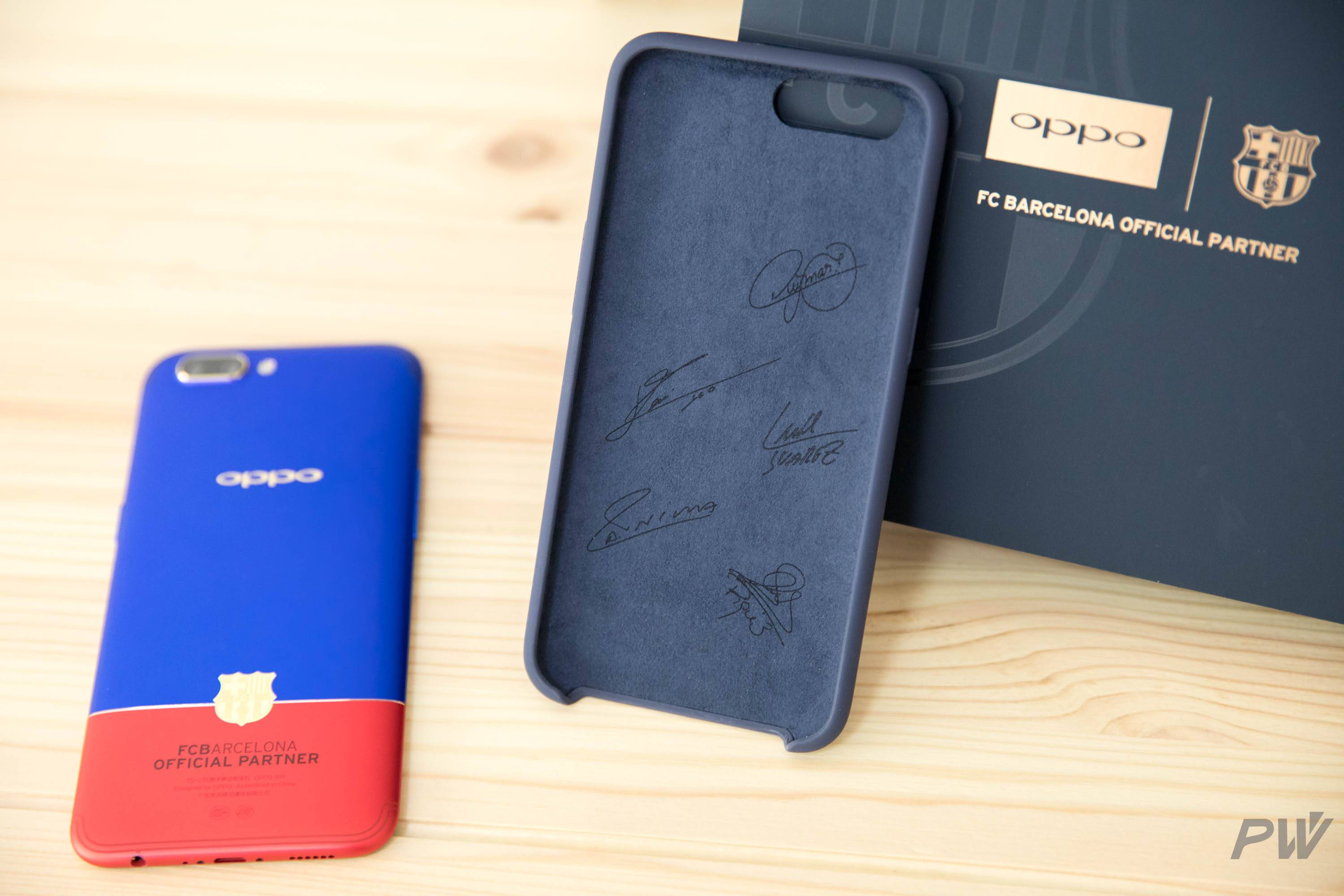 OPPO R11 FCB Barcelona Photo by Hao Ying-18