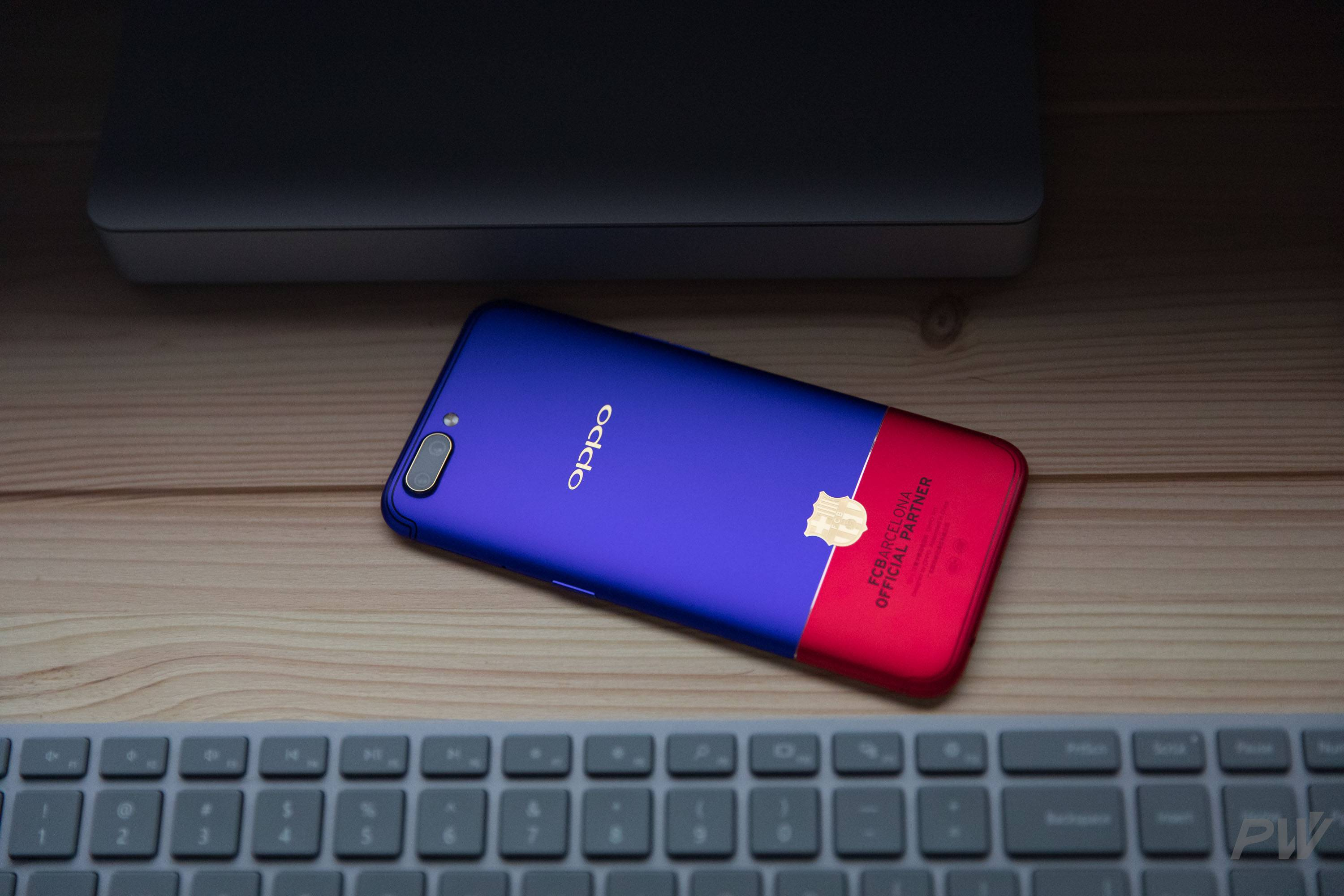 OPPO R11 FCB Barcelona Photo by Hao Ying-28