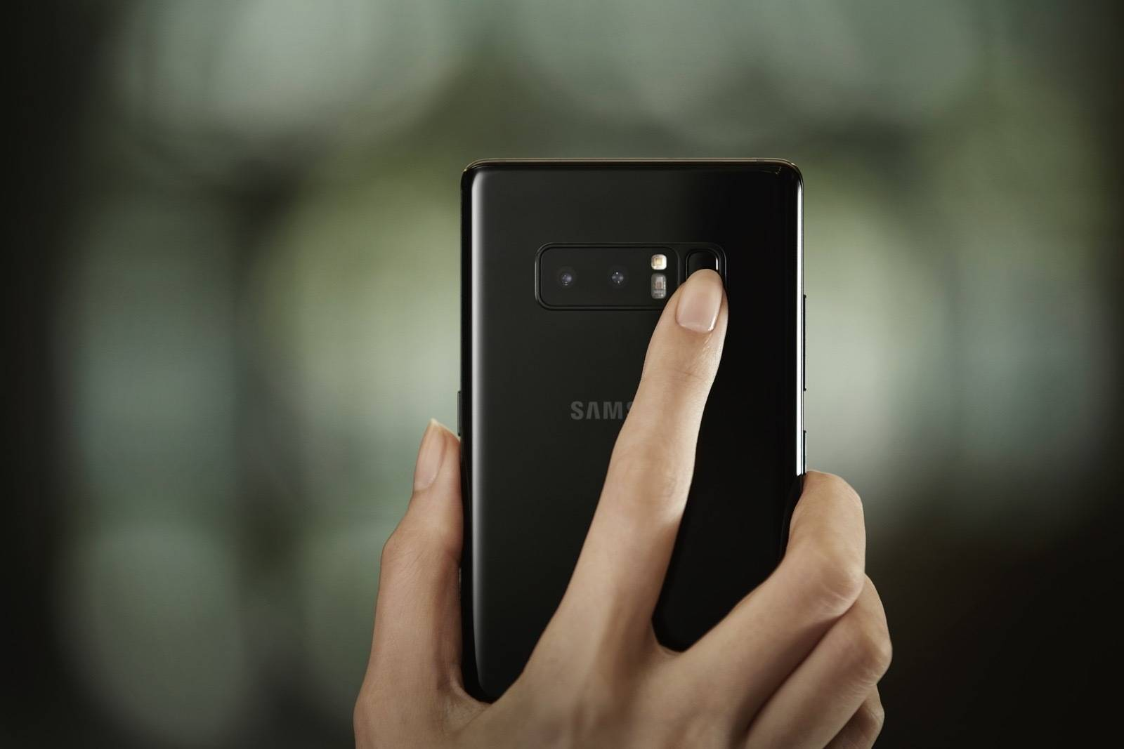 samsung galaxy Note 8 unboxing 4