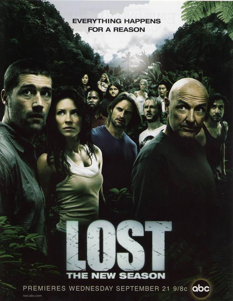 第一部获得艾美奖最佳剧情类剧集的科幻剧《迷失》