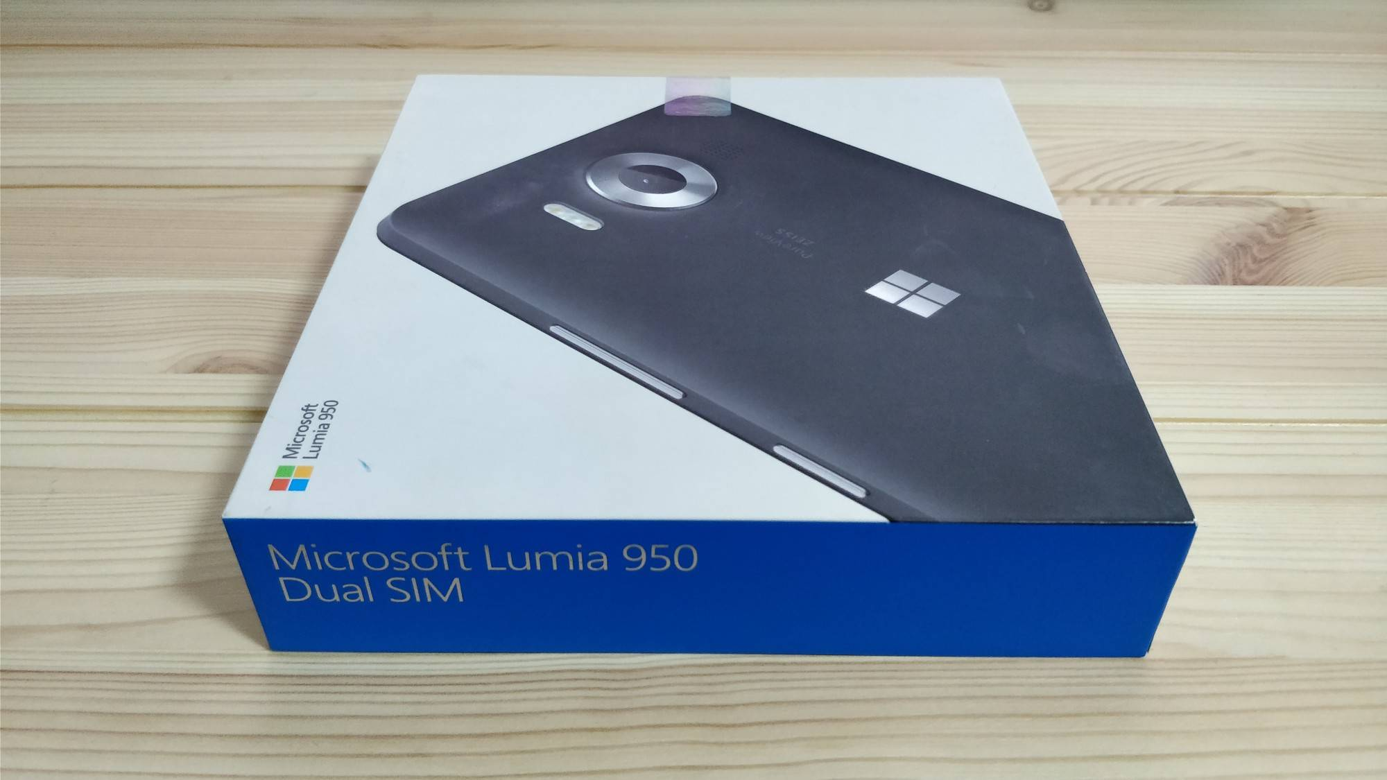 Microsoft Lumia 950 PingWest Mr Hao