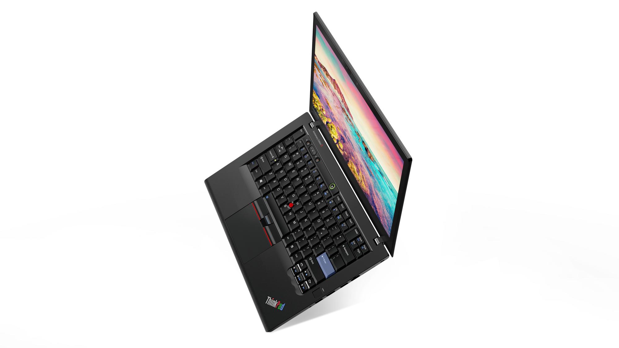ThinkPad 25th anniversary retro hao Ying 0