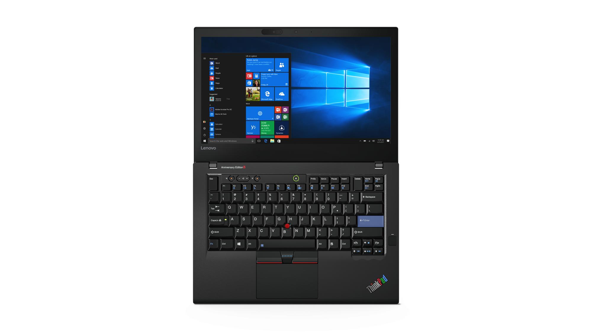 25 周年限量款 ThinkPad 25。