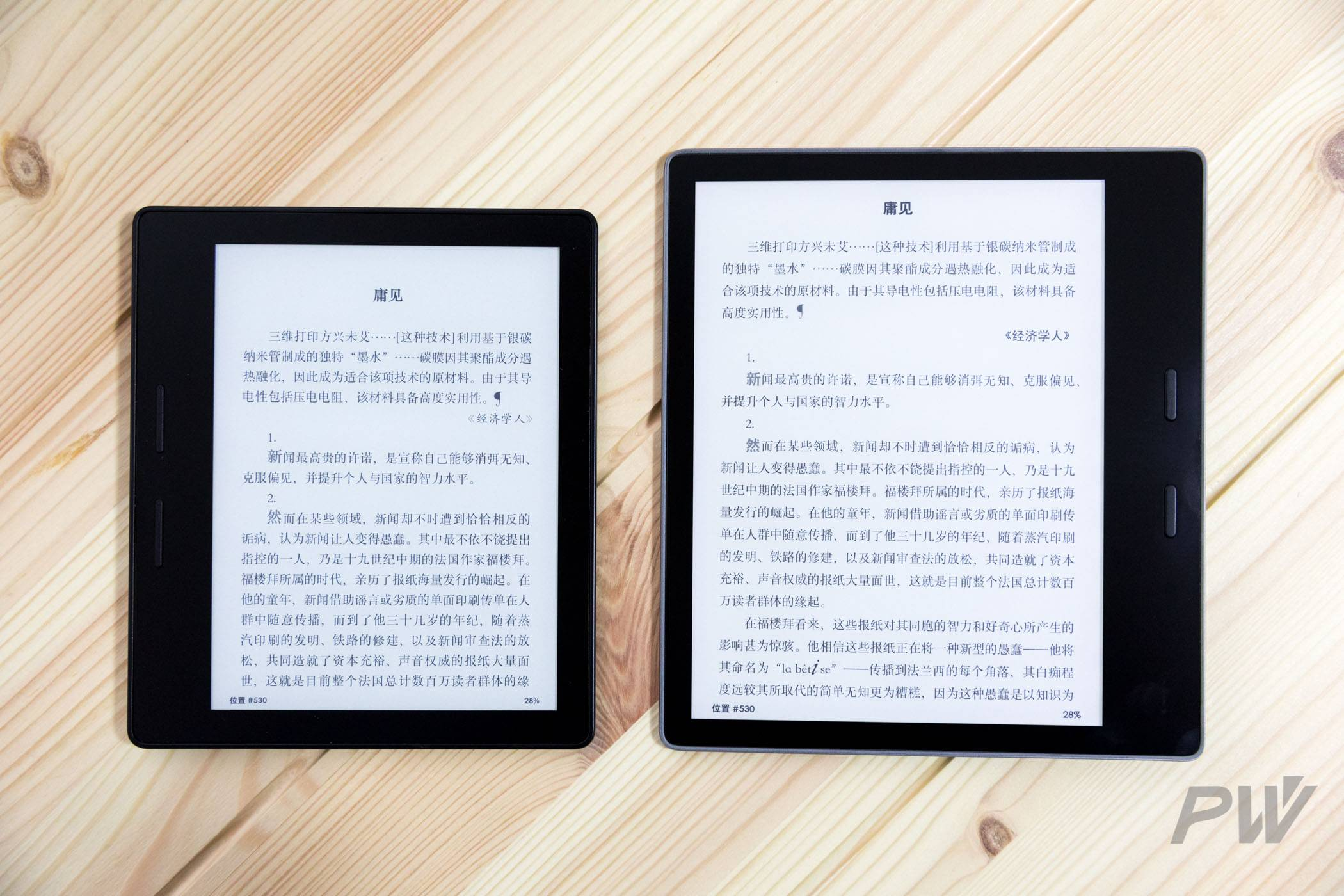 Amazon Kindle Oasis 2017 Photo by Hao Ying-7