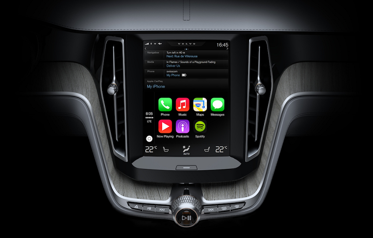 volvo carplay2
