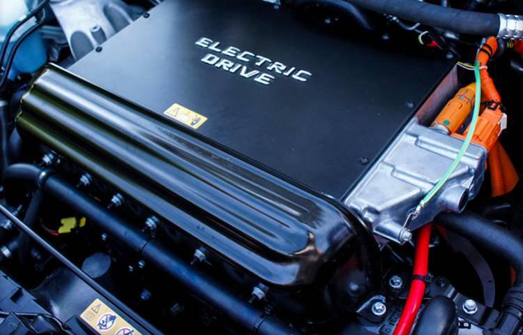 电池组和动力总成来自Tesla