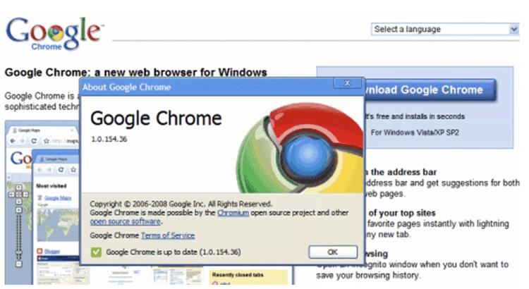 初代 Chrome