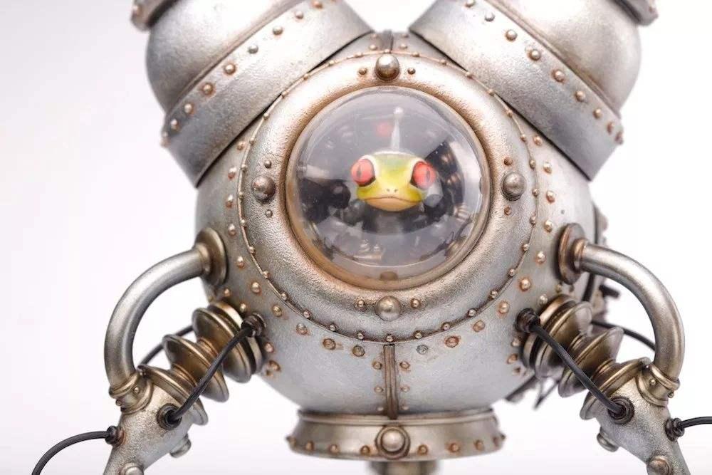 星蛙战队,作者:镰田光司