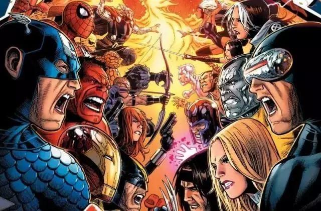 X战警与漫威宇宙的结合