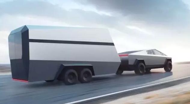 酷炫到爆炸!特斯拉刚刚发布了超级皮卡—全电动、自动驾驶、超低价图1