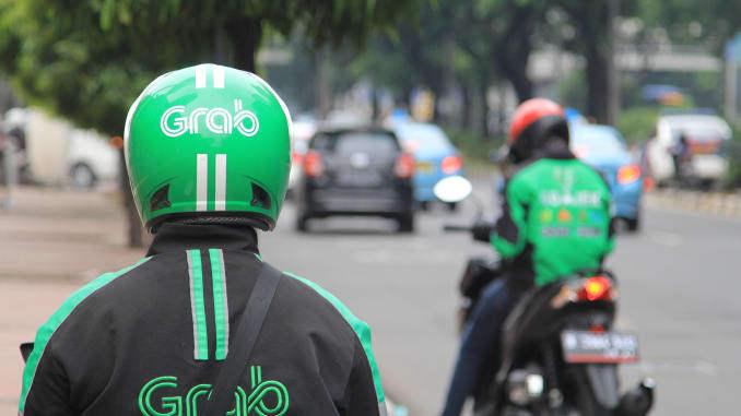 独具特色的 Grab 骑手/图片来自 CNBC