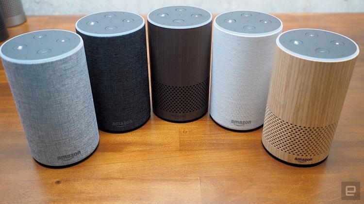 Amazon智能音箱