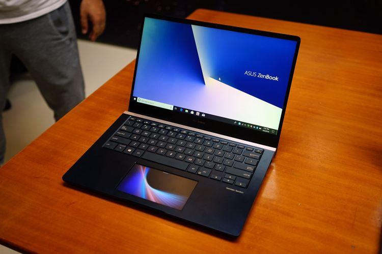 华硕灵耀X Pro,触控板即屏幕
