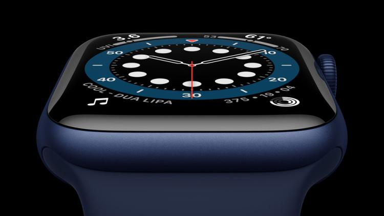 Apple Watch Series 6现有全新配色