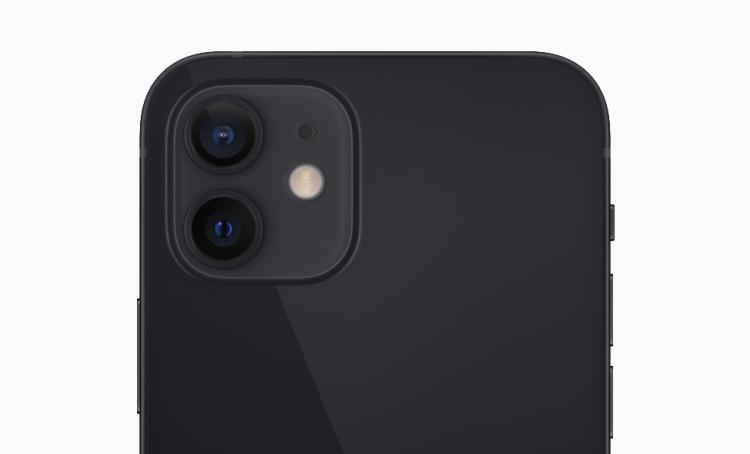 iPhone 12/iPhone 12 mini 摄像模组
