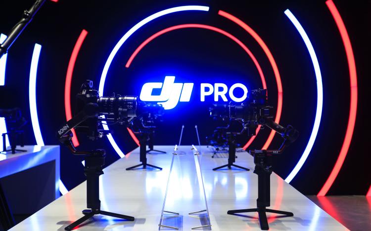 DJI RS 2及DJI RSC 2