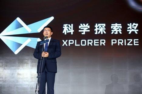 腾讯高级副总裁奚丹