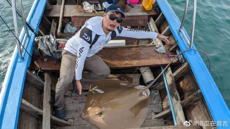 王皓如今在泰国的生活