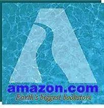 最初的亚马逊Logo,上书:地球上最大的书店