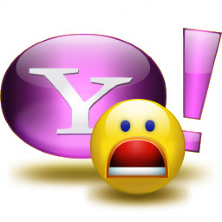 Yahoo! not smile