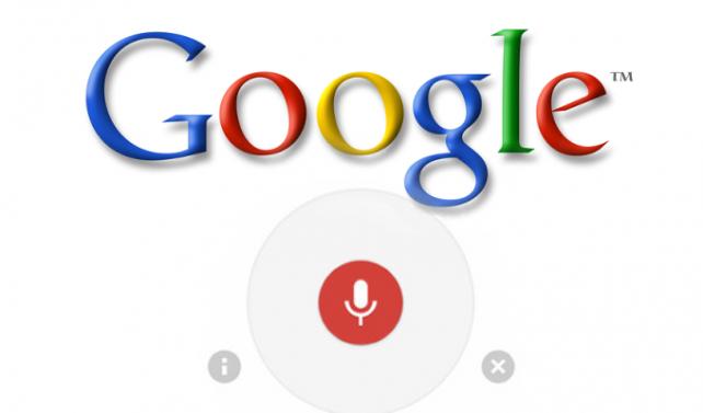 Google vioce search