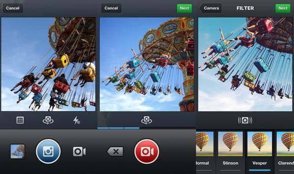 该来的还是来了,Instagram推出短视频功能