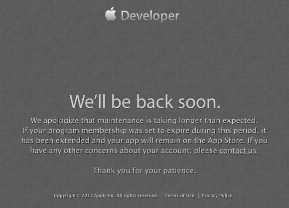 Appledevelopersitedown_580-0