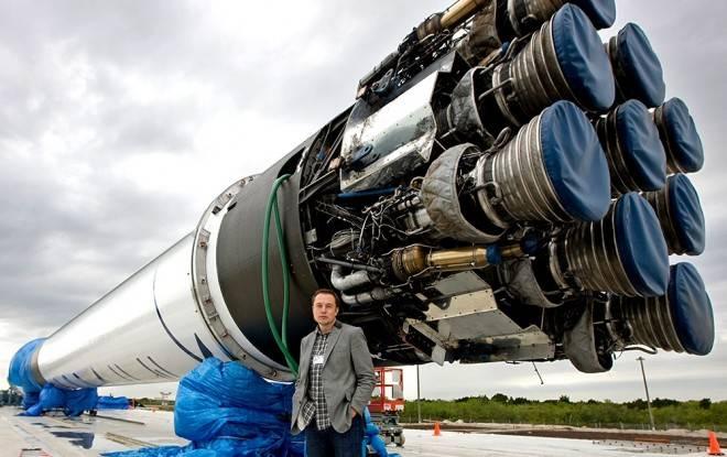 SpaceX-Elon