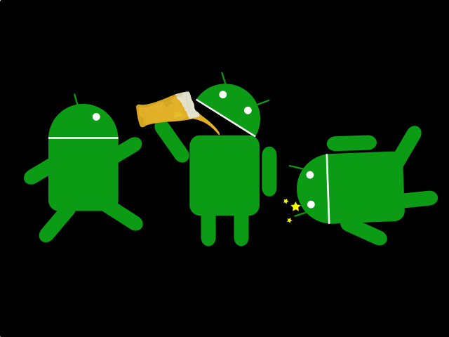 android-drunk